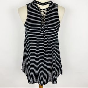 AMERICAN EAGLE Soft & Sexy Sleeveless Knit Top